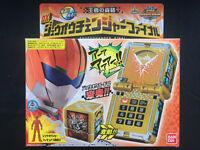 NEW Bandai Power Rangers Doubutsu Sentai Zyuohger DX Zyuoh Changer Final Morpher