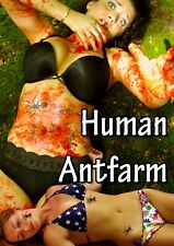 HUMAN ANTFARM (2013) NEW SEALED U.S. IMPORT Region 0 UNRATED A Bill Zebub film