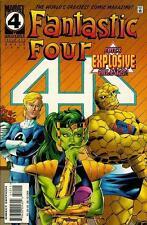 Fantastic Four Vol. 1 (1961-2012) #410