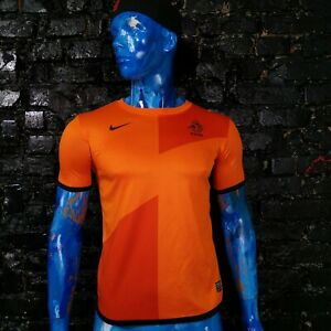 Netherlands Holland Jersey Home shirt 2012-2014 Nike 447400-815 SIze Young XL