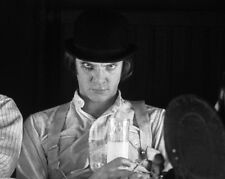 1972 A CLOCKWORK ORANGE Malcolm McDowell Glossy 8x10 Photo Poster Print