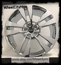 20 Inch chrome Dodge Charger SRT factory OE replica rims Magnum Challenger 5x115