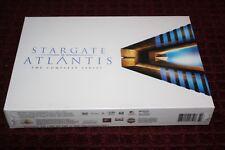 Stargate Atlantis: The Complete Series (DVD, 2010, 28-Disc Set) *Brand New*