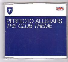 (GB339) Perfecto Allstars, The Club Theme - 2005 CD