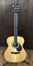 Samick Greg Bennett OM5 Orchestra Model Acoustic Steel String Guitar