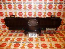 2006 06 2007 07 INFINITI G35 DASH CLOCK INFO DISPLAY 27760-AC75A OEM