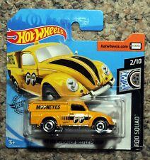 2020 Hot Wheels '49 Volkswagen VW Beetle pickup yellowNEW in unopened blister