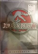 JURASSIC PARK III COLLECTOR'S EDITION (DVD 2001 WIDESCREEN ) BRAND NEW & SEALED!