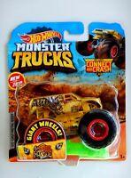 4-Wheel Hive Monster Truck (Connect & Crash Car)(Hot Wheels)(2018)