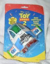 Toy Story 2 Buzz Lightyear Party Prize Spaceship New Sealed Package