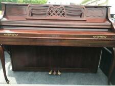 Outstanding Kimball Upright French Pavilion Piano Original