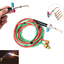 Mini Mirco Jewelry Gas Welding Soldering Flame Torch Brazing Cutting Tools Set