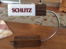 Vintage Schlitz Beer Cash Register / Desk Light
