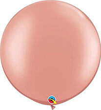 """Qualatex Giant 3ft Coloured Balloons 24"""" 30"""" 3 foot and 5.5 Cloud Buster Balloon"""
