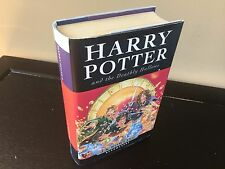 J.K. ROWLING Harry Potter And the Deathly Hallows (Book 7) 1ST EDITION - New
