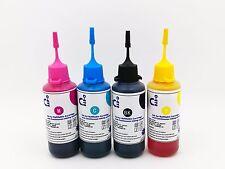 Refillable Ink for Epson 29XL Cartridges Printer 4 x 50ml NON OEM
