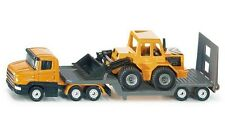 BRAND NEW - SIKU - 1616 - LOW LOADER WITH FRONT LOADER - GREAT GIFT IDEA