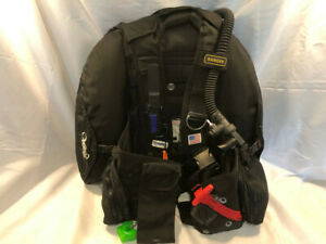 zeagle ranger bcd size XL with extras!