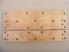 NEW BIRCH PLY JAWS FOR  BLACK & DECKER WORKMATE WM750 AND WORKMATE 2. Spare part