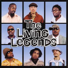 FREE US SHIP. on ANY 3+ CDs! ~Used,Very Good CD Living Legends: Creative Differe