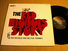 RED NICHOLS - STORY - LP MCA-3012 JAPAN