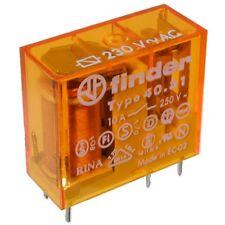 F4031-AC230 Steck-Relais 230V~ 1xUM 28kOhm 250V~/10A Finder 40.31.8.230.0000