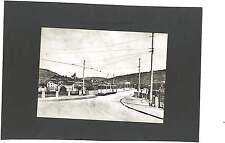 Moderne AK Stuttgart Obertürkheim Neckarbrücke Straßenbahn 9 Motiv von 1926
