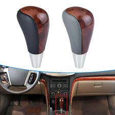 Pu Leather Car Gear Shift Rod Head Shifter Lever Knob For Toyota Corolla Lexus Fits 2013 Lexus Rx350