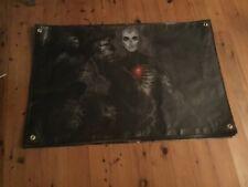 mancave poster vinyl print gothic sugar skulls BATMAN SUICIDE SQUAD HARLEY QUINN