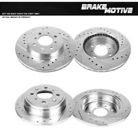 One New OPparts Disc Brake Rotor Front 40521049 45251SCC900 for Honda
