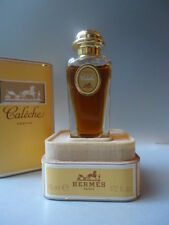 HERMES CALECHE PARFUM 15ml NEW VINTAGE 1980s UNTOUCHED NOT SEALED BOX & FABULOUS