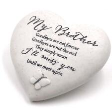 My Brother Remembrance Heart Graveside Memorial Ornament 62582