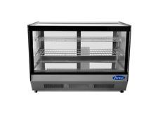 Refrigerated Countertop Display Case Merchandiser Cooler Refrigerator Nsf
