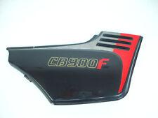 FIANCHETTO POSTERIORE DX HONDA CB 900 F BOL D'OR SC09 verkleidung fairing carena