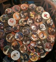 Norman Rockwell Collector Plates Lot- 99 Cents EA -Volume Discounts on Plates