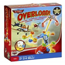 DISNEY PLANES OVERLOAD! THE KIDS BALANCING GAME BRAND NEW! SAMBRO AGES 5+8 YEARS