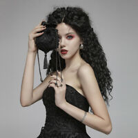 Punk Rave WS-307 Gothic Lolita black purse elegant accessory bag