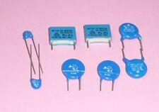 Varistor S14K275 WKO 4n7 X1 Y2 WYO 1nF Entstörung Set Netz Epcos Vishay Draloric