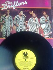 THE DRIFTERS SAVE THE LAST DANCE FOR ME LP 1973 12 TRACKS