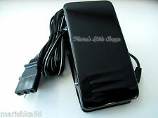 FOOT Control PEDAL w/ Power Cord for SINGER 4562 5102 5910 30218 14U444...