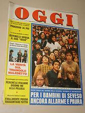 OGGI 1977/14=SPECIAL GESU DI NAZARETH ZEFFIRELLI FILM ROBERT POWEL OLIVIA HUSSEY