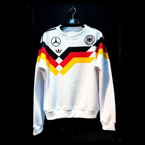 germany 1990 retro sweatshirt //football shirt jersey soccer valentines day gift