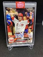 2019 Topps Archives Signature Series Zack Cozart 29/99 2018 Topps Series 1 Reds