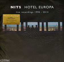 NITS - HOTEL EUROPA: LIVE RECORDINGS 1990-2014 TRANSPARENT vinyl 2LP, 500 COPIES