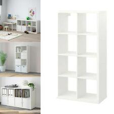 Ikea KALLAX Shelving Storage Rack Display Shelving Drawer Unit 77x147 cm White