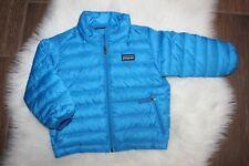 Patagonia puff down jacket baby toddler 18 months blue