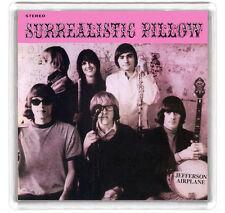 JEFFERSON AIRPLANE - SURREALISTIC PILLOW LP COVER FRIDGE MAGNET IMAN NEVERA