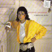 Michael Jackson-Liberian Girl vinyl single