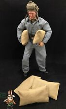 1/6 scale sandbags WWII US German Soviet (Set of 7) for 1/6 diorama and vehicle