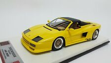 1:18 APM Ferrari Testarossa Spyder Koenig Specials Yellow Resin DG make up